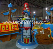 DJKR02 Pirate Ship Rotary Ride