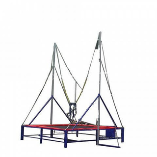 DJBTR24 Single Square Bungee Trampoline