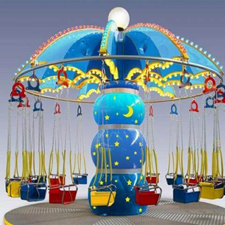 DJKR15 16 Seats Blue Sky Flying Chair