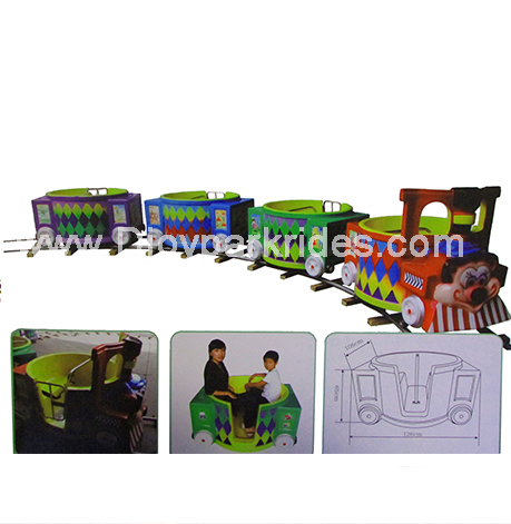 DJTT11 Mickey Cup Trains 16 Seats