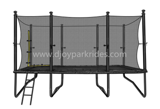 DJ-RP04 Rectangular Trampoline For Sale
