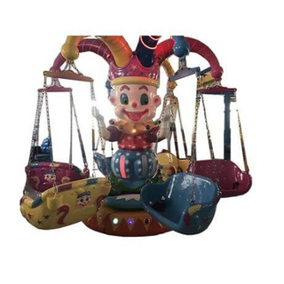 DJTR36 Clown flying chair