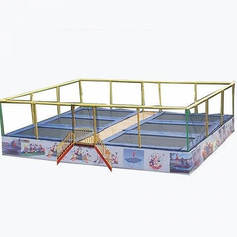 DJBTR09 6 in 1 Jumping Bed